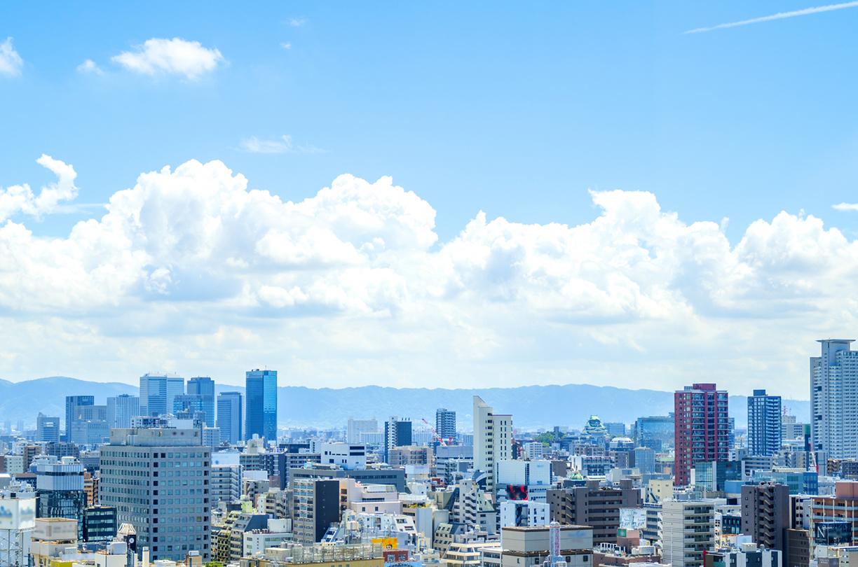 大阪のワンルームマンションは今が買い時。現在の不動産投資市場